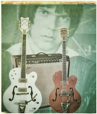 Neil Young Setup 1966 - 1968