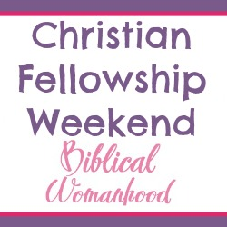 Christian Fellowship Friday