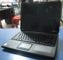 jual laptop bekas anote m540sr