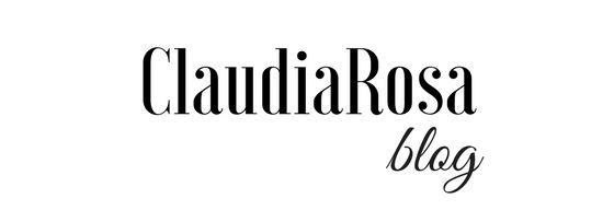 Claudia Rosa Blog | Moda e Beleza