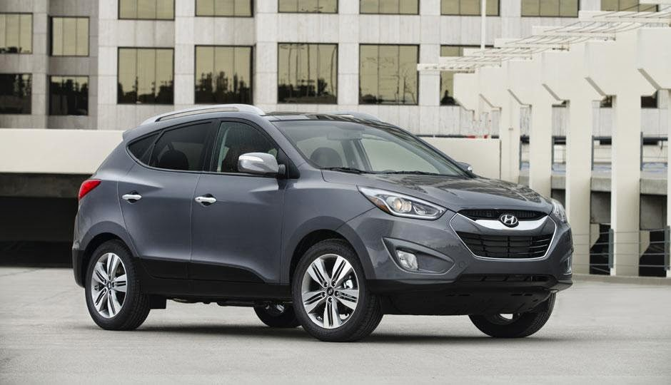 Hyundai Tucson. Photo Credit. Some Young Professionals ...