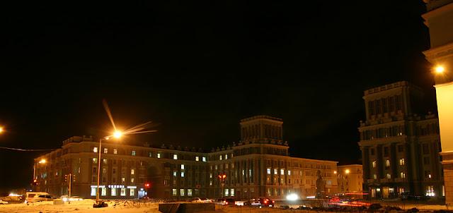 Таймырский полуостров. город Норильск, фото.