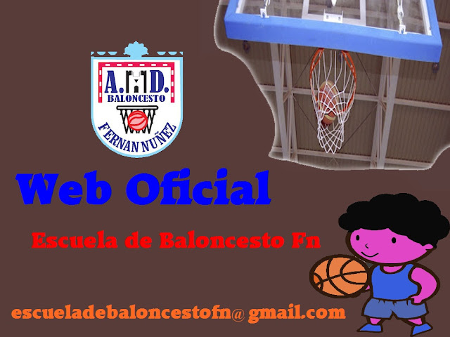 Escuela de Baloncesto Fernán Núñez