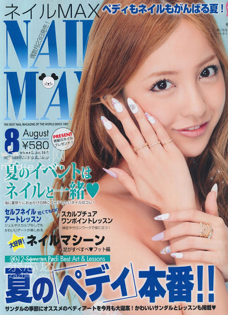 nail max magazine scans august 2012