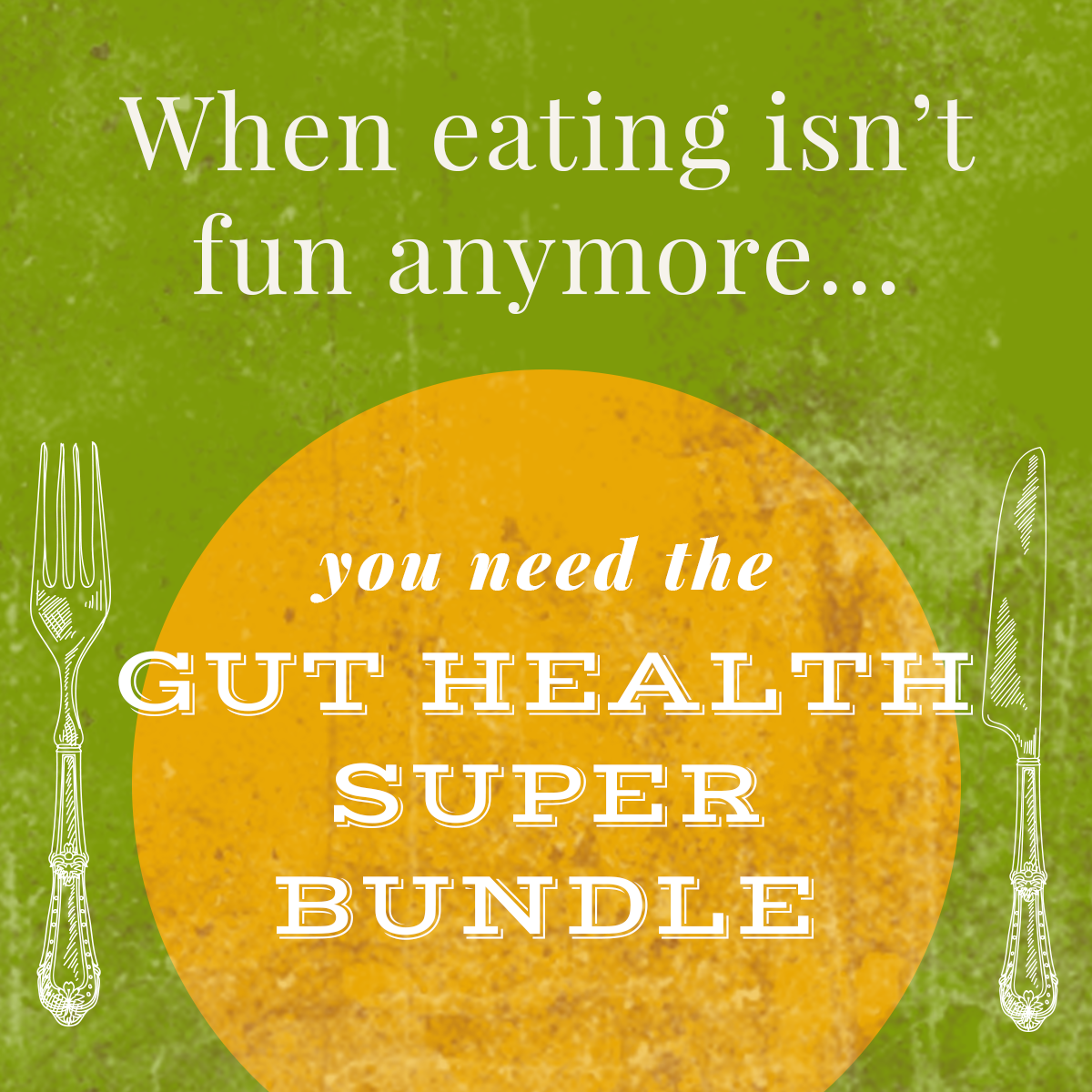 Get the Gut Health Super Bundle!