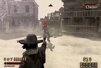 Red Dead Revolver Game