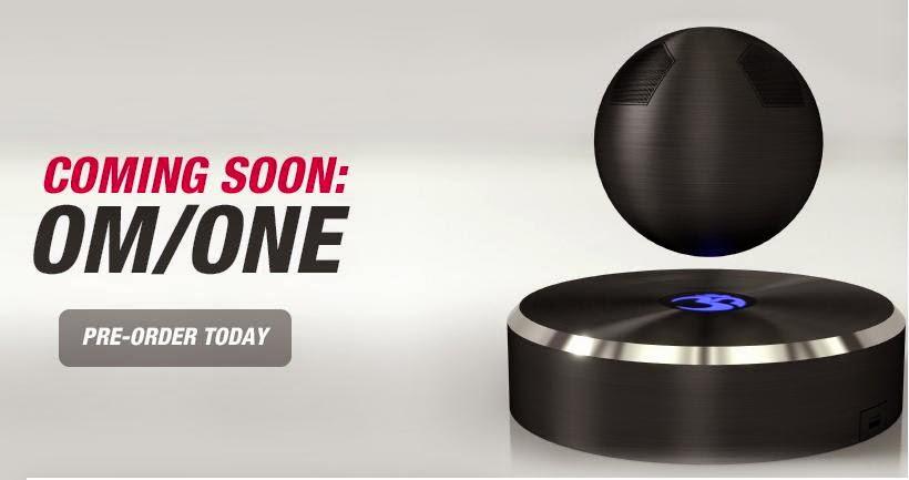 OM/ONE Floating Speaker