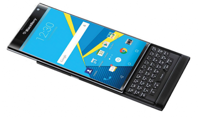 BlackBerry Priv Slider Mobile Unofficially Handled – Good Specs