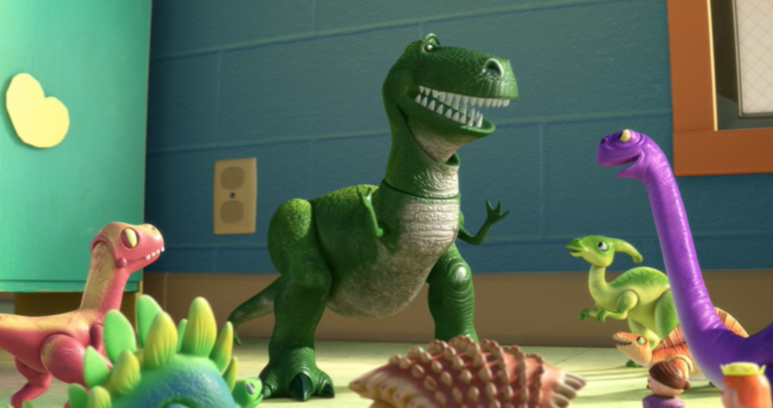 Videos of monster 3d cartoon t rex  hentai download