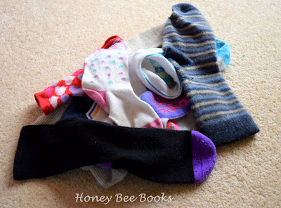 Unmatched socks