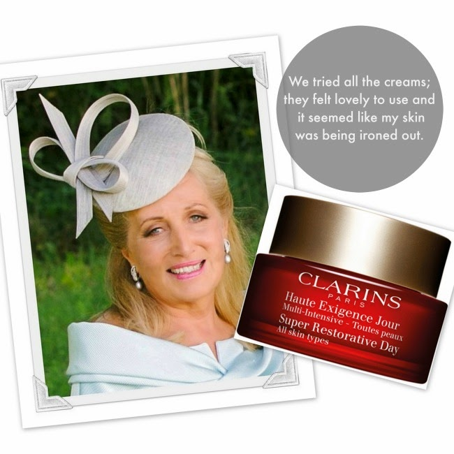 Clarins Super Restorative Day and Night Cream