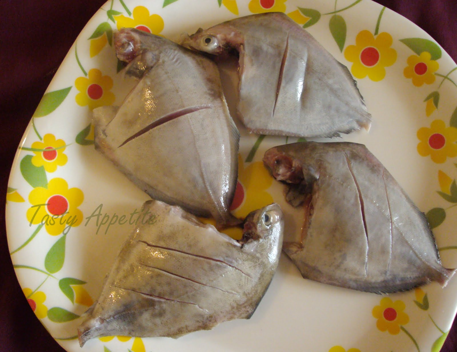 how to marinate fish for frying indian style