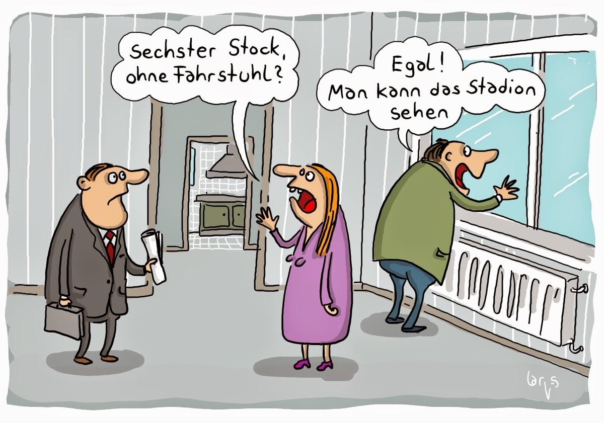 Deutsch Nivel Intermedio 2: Cartoons - Klischees Frauen vs