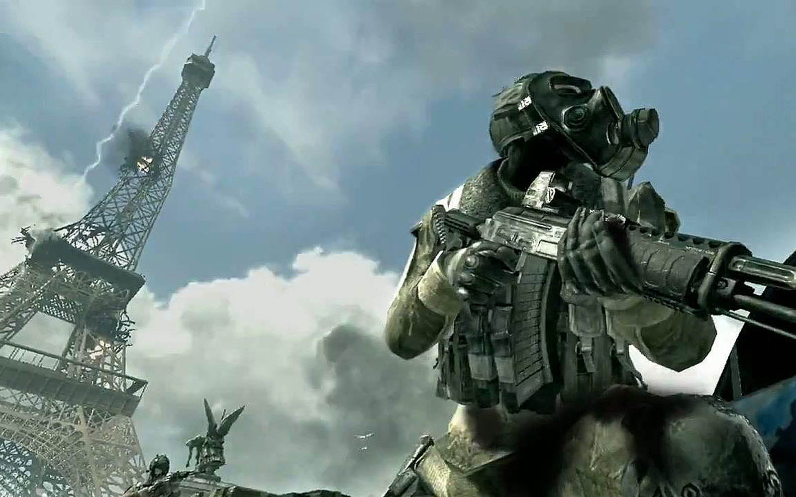 Call Of Duty Modern Warfare 3 Wallpapers | Desktop Wallpapers Online