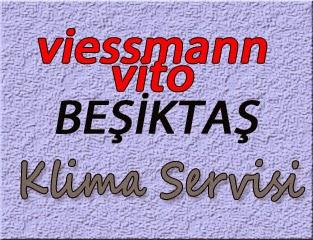 Viessmann Vito Beşiktaş Klima Servis
