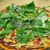 Pastırmalı Pizza Tarifi