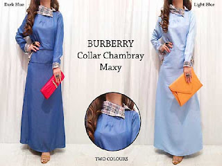 Dress Denim Cantik