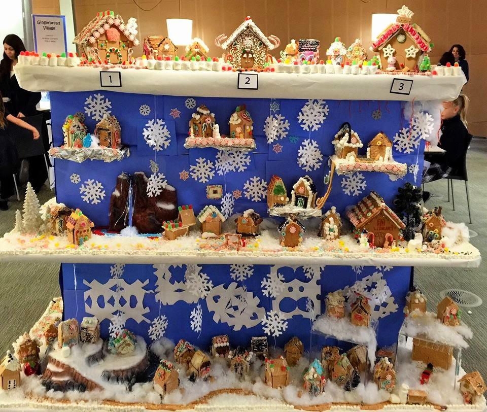 Идеи для выставки на рождество