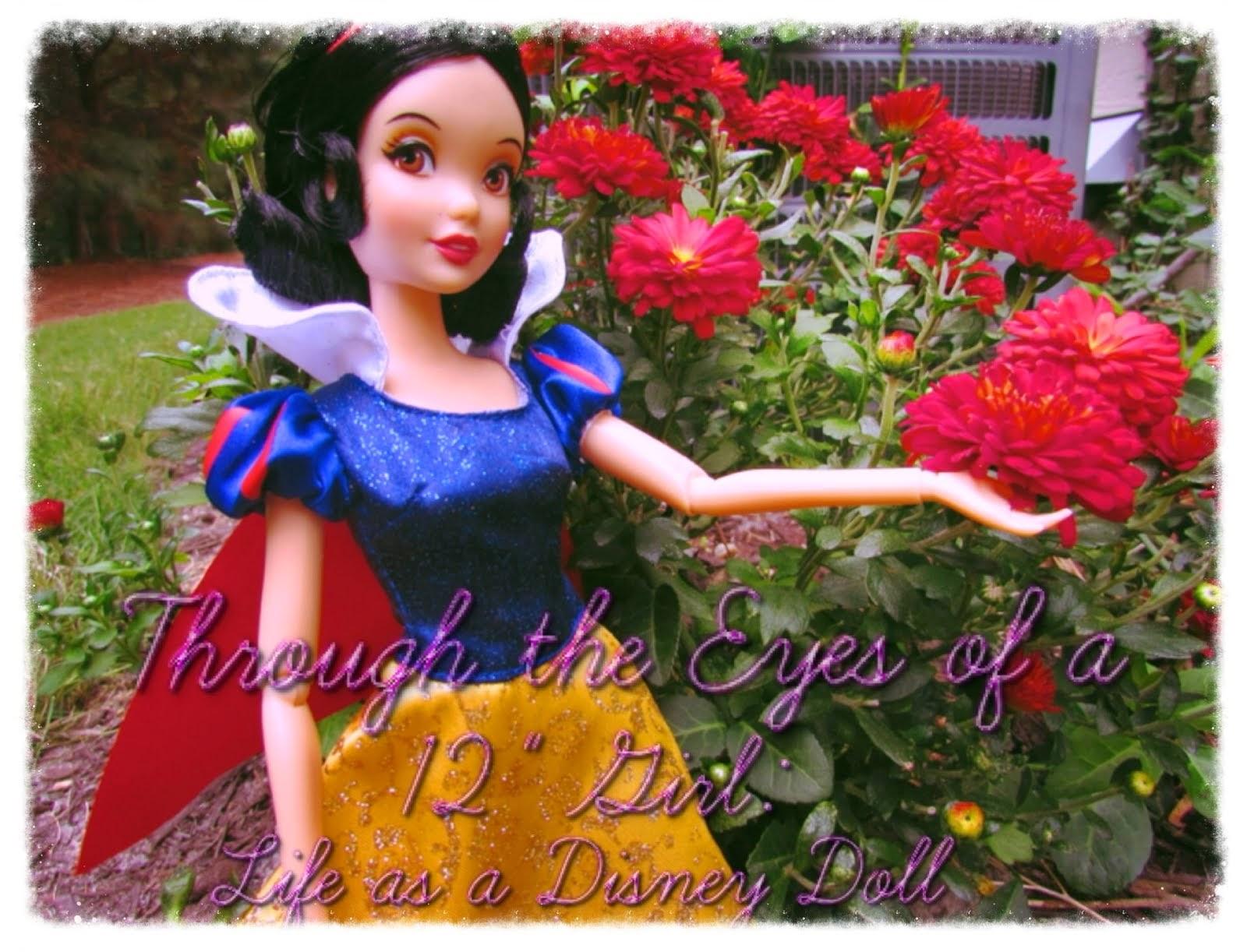 "Through the Eyes of a 12"" Girl: Life as a Disney Doll"