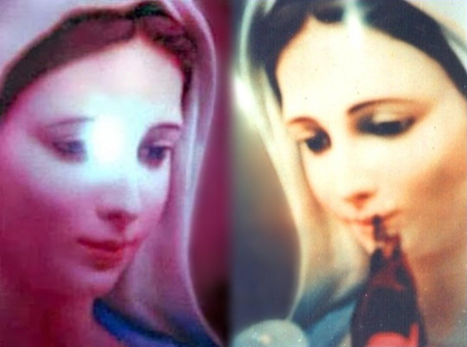 A Sagrada Face de Nossa Senhora Revelada em Jacareí