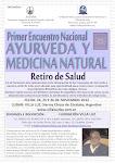 1º Encuentro Nacional de Ayurveda 2012