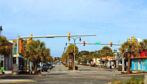 North Myrtle Beach Main Street
