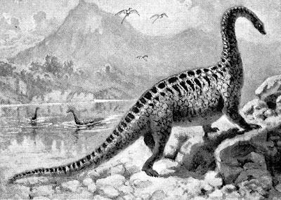 Dinosaurus Paling Besar di Dunia