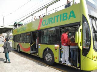 Ônibus de turismo - Curitiba, PR