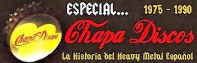 Chapa Discos: La Historia del Heavy Español