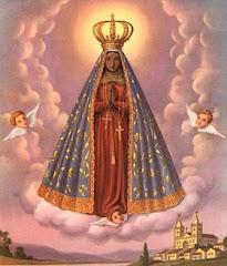 12 de outubro comemora-se o dia Da Nossa Senhora Aparecida