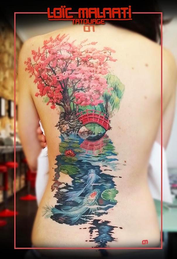 Enlèvement des tatouages au laser Canoë Santé Canoe