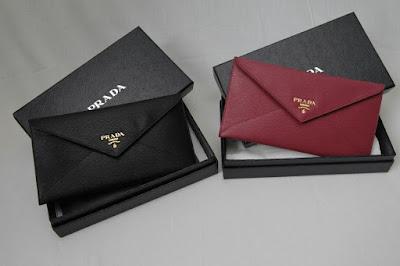 PRADA Vitello Move Envelope Wallet (Pre-Order)