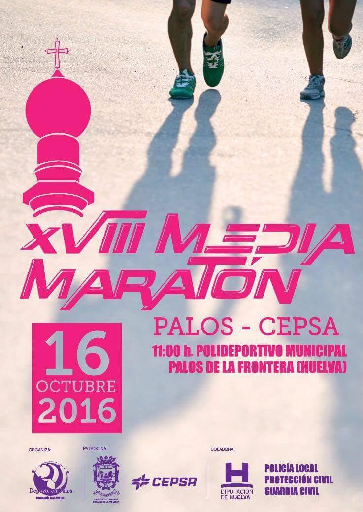 XVIII MEDIA MARATÓN DE PALOS- CEPSA