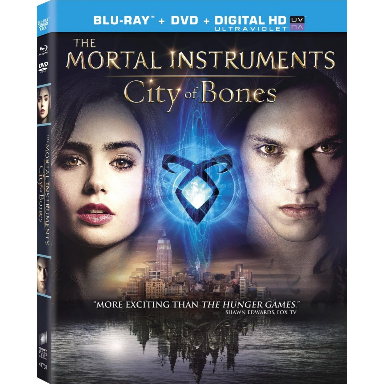 Purchase The Mortal Instruments: City of Bones in Blu Ray and DVD