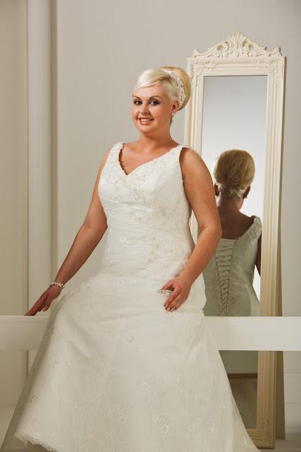 XXL Brautmode für mollige