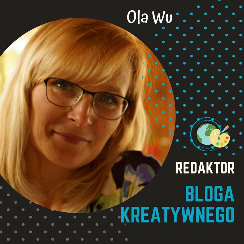 Piszę dla Bloga Kreatywnego
