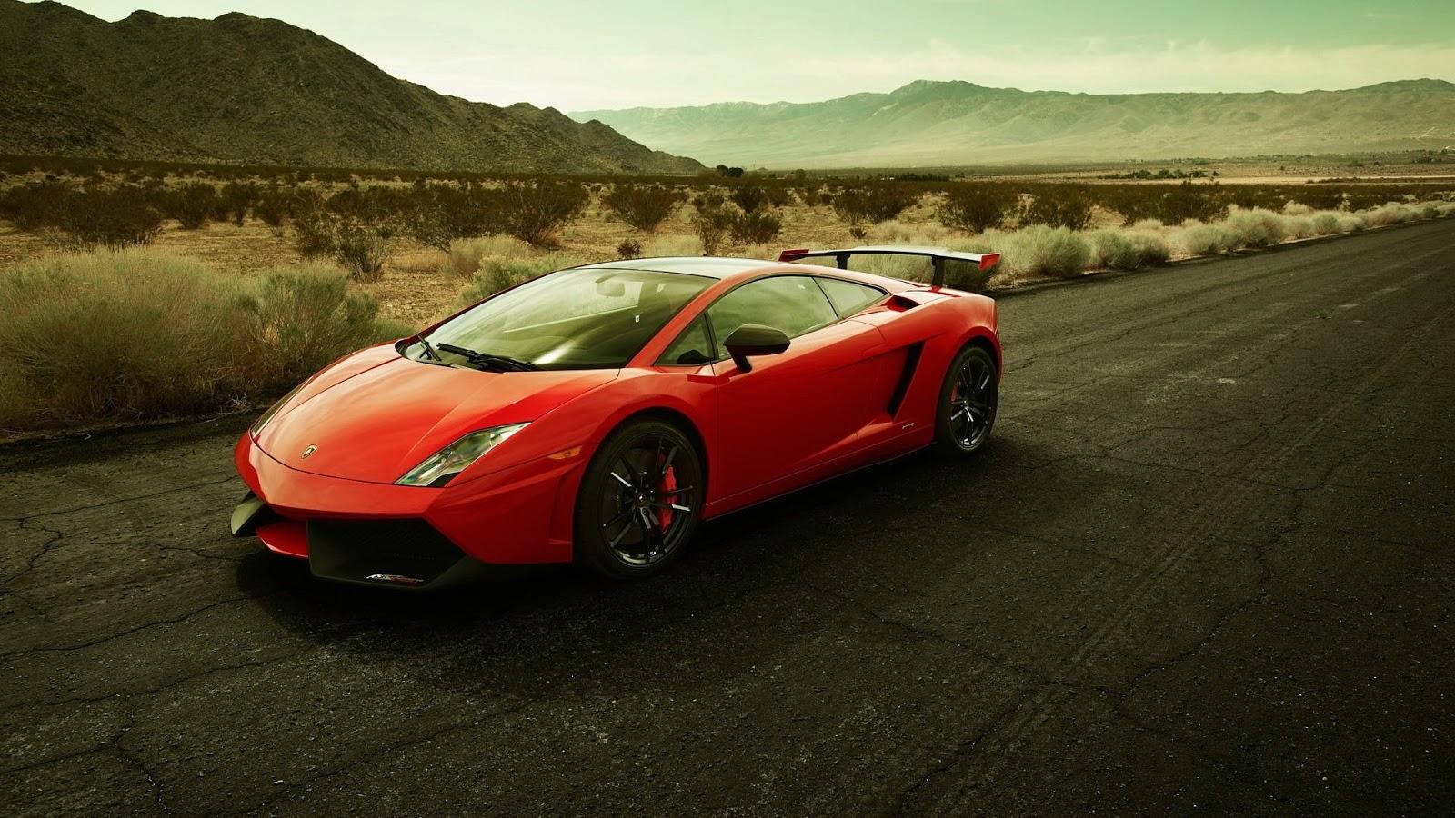 Cool Lamborghini Gallardo Wallpaper HD