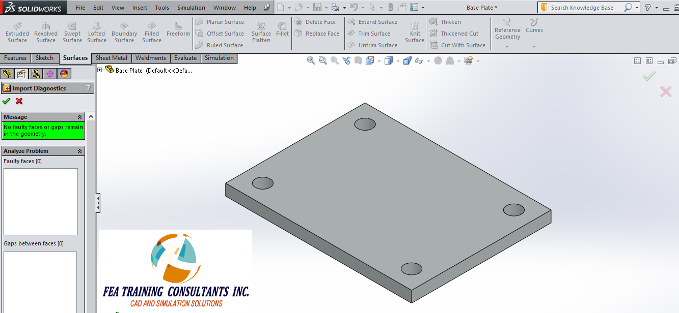 solidworks import
