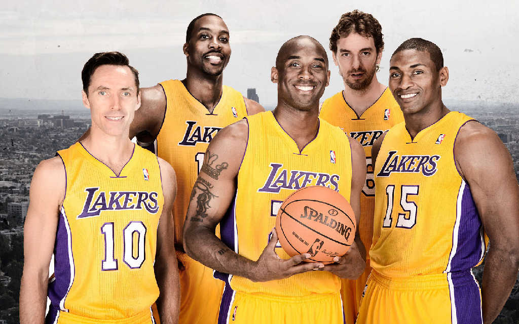 La lakers basketball club players hd wallpapers 2013 its all hd wallpaper 2013 la lakers basketball club players voltagebd Image collections