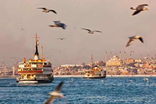 İstanbul'da Bahar Bitmeden Yapılıcaklar Listesi / Boğaz Turu