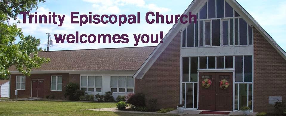 Trinity Episcopal Church, South Hill, Virginia