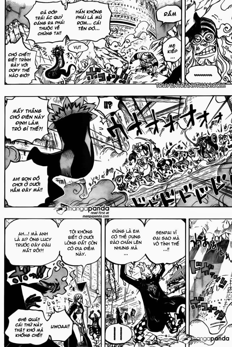 one piece chap 744 trang 014, One Piece chap 744   NarutoSub