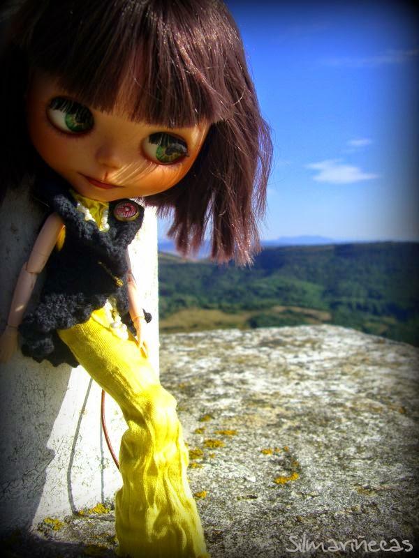 Basaak doll en el Santuario de Oro Álava