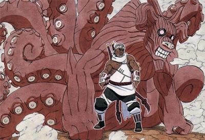 Gambar Hachibi dan Killer B