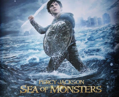 Percy Jackson 2 Sea of Monsters Movie