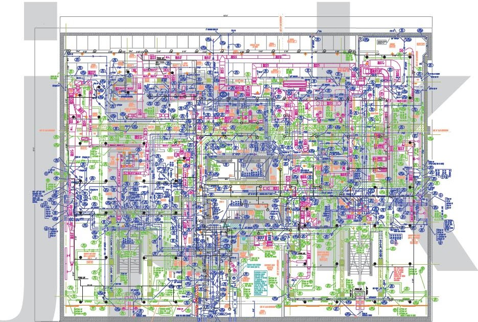 Coordination Drawings Electrical Knowhow