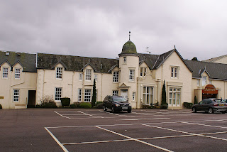 Marriott hotel, Inverness, Scotland