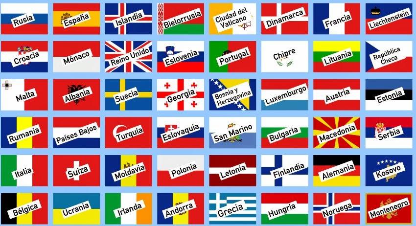 6º DE PRIMARIA: Unidad 2. Sociales. Europa