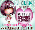 Digi ChoosdayProud to have previously designed here