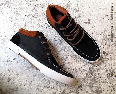 Sneakers Homme daim cuir Pointer